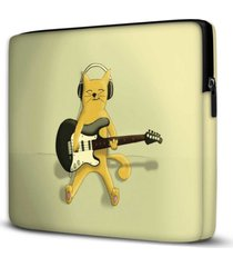 capa para notebook cat rock 15 polegadas