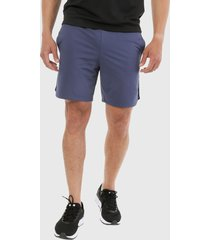 pantaloneta azul-negro under armour mk1 7in graphic
