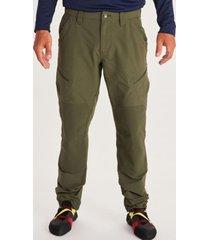 pantalon highland verde marmot