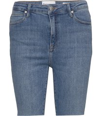 bowie hw shorts wash bright sintra shorts denim shorts blauw tomorrow