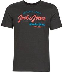t-shirt korte mouw jack jones jjelogo