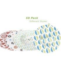 mind reader 50 pack bathtub plug