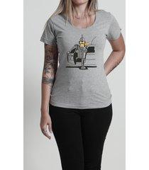 camiseta robobender