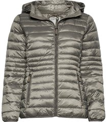 jackets outdoor woven fodrad jacka grå esprit casual