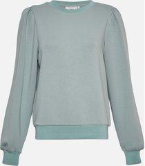 moss copenhagen 16298 ima puff sweatshirt