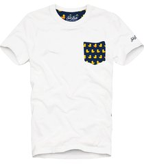 ducky pocket man t-shirt