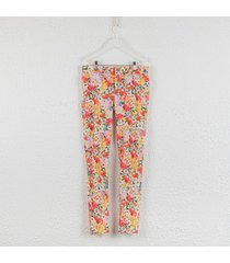pantalón multicolor mapamondo