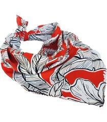 pañuelo rojo nuevas historias símil seda ba1449