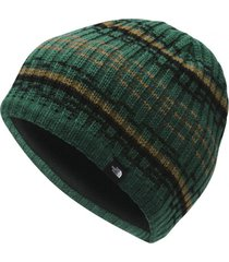 gorro the blues verde the north face