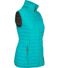 gilet trapuntato (verde) - bpc bonprix collection