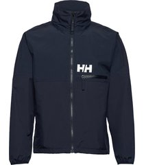 active stride jacket outerwear sport jackets blå helly hansen