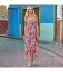 tolani (v create corp) bel air wrap dress