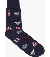 calcetines marinero para hombre