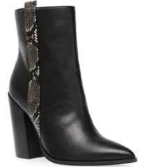 dv dolce vita vox high-heeled western booties women's shoes