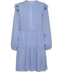 henry dress dresses everyday dresses blå modström