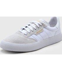 zapatilla blanca adidas originals 3mc.