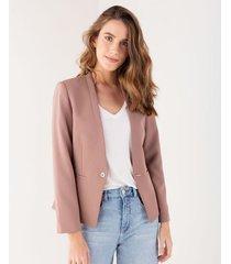 chaqueta traje estructurada