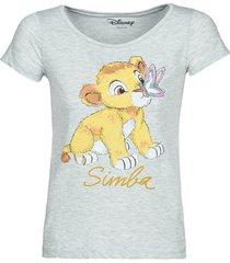 t-shirt korte mouw yurban the lion king