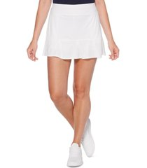 grand slam tennis essential pleated skort