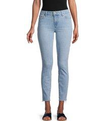paige women's verdugo ankle jeans - dason - size 29 (6-8)