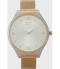 reloj doradoversace 19.69