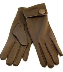 guantes marrones almacén de parís