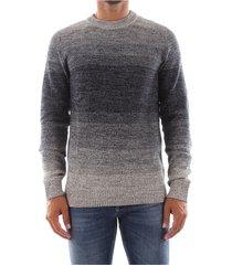 premium by jack&jones 12136830 twin knitwear men total eclipse