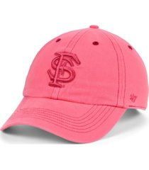 '47 brand florida state seminoles boathouse clean up cap