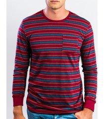 beautiful giant men's casual comfort soft crewneck longsleeve t-shirt