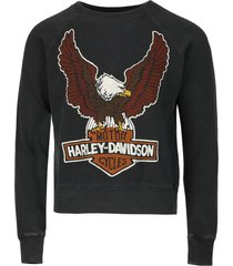 harley davidson sweatshirt coal black