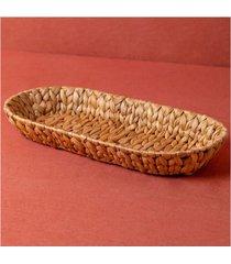 cesta amur m cor: natural - tamanho: único