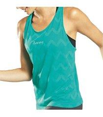 camiseta lupo regata feminina waves