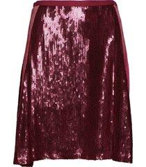 fast lane skirt kort kjol röd odd molly