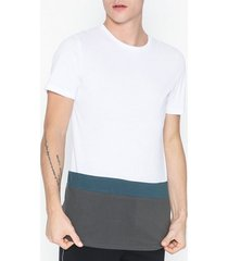 premium by jack & jones jprnathan bla. tee ss crew neck pre t-shirts & linnen magnet