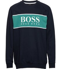 authentic sweatshirt sweat-shirt tröja grön boss