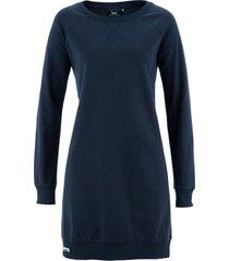 abito in felpa (blu) - bpc bonprix collection