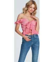 top daisy pink