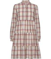 dress knälång klänning multi/mönstrad sofie schnoor