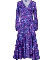 harpercras dress maxiklänning festklänning lila cras