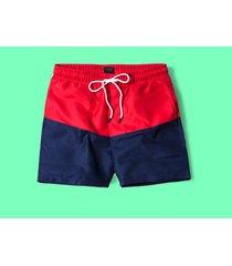 pantaloneta color siete para hombre