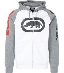 ecko unltd men's cornerstone full zip hoodie