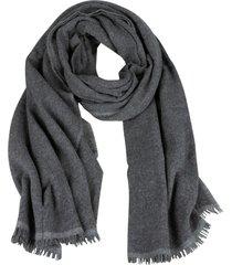 brunello cucinelli fringe edge scarf