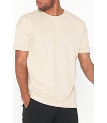 selected homme slhemil ss o-neck tee b t-shirts & linnen offwhite