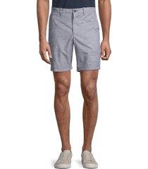 original penguin men's performance heathered shorts - dark sapphire - size 31