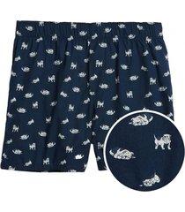 boxer perro azul marino gap