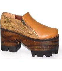 mocasín suela tamara shoes