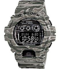reloj g shock gd_x6900cm_8 gris resina