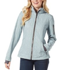 free country super soft jacket with storm cuff