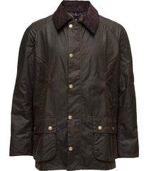 barbour ashby wax jacket tunn jacka grön barbour