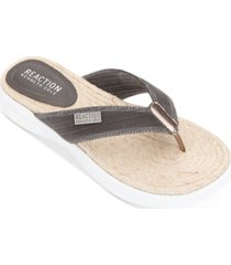 kenneth cole reaction women's ready thong sandals women's shoes